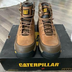 CATerpillar Mens Waterproof Boots / 9